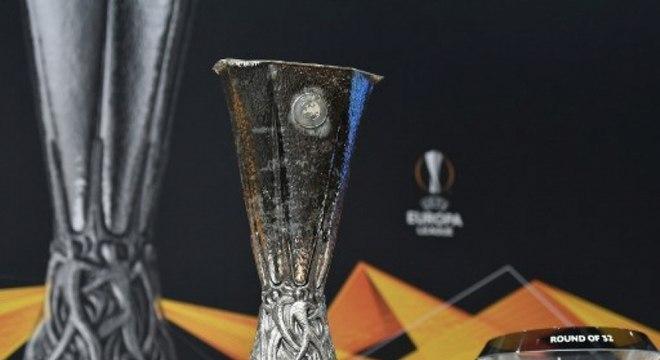 Sorteio da Liga Europa foi realizado nesta segunda em Nyon, na Suíça