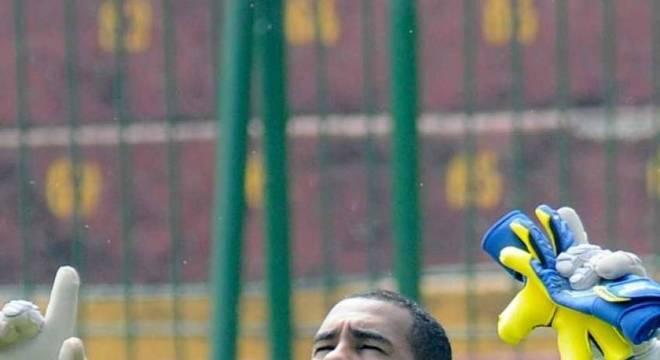 Dida, goleiro da Portuguesa, comenta sobre expectativa para a temporada