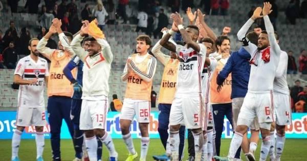 Para voltar a vencer no Brasileirão, São Paulo conta com tabu quebrado recentemente
