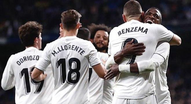 Vinícius Jr e Benzema têm construído uma forte ligação