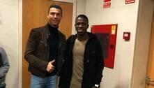 Vini Jr. abre as portas do Real Madrid para retorno de Cristiano Ronaldo: 'Sempre bem-vindo'