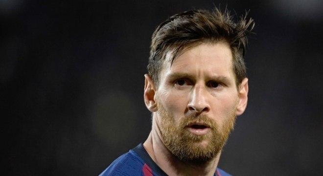 Messi é artilheiro da Champions e do Espanhol