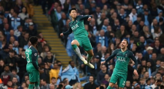 Tottenham está classificado para a semifinal da Champions, diante do Ajax