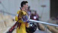 Messi comemora título da Copa do Rei: 'Grupo merece uma alegria'
