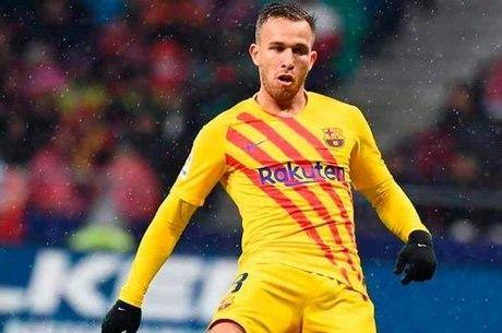 Arthur seria valorizado financeiramente na Juventus