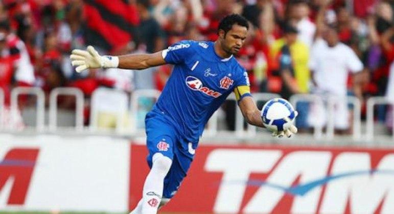 Bruno foi campeão brasileiro pelo Flamengo em 2009