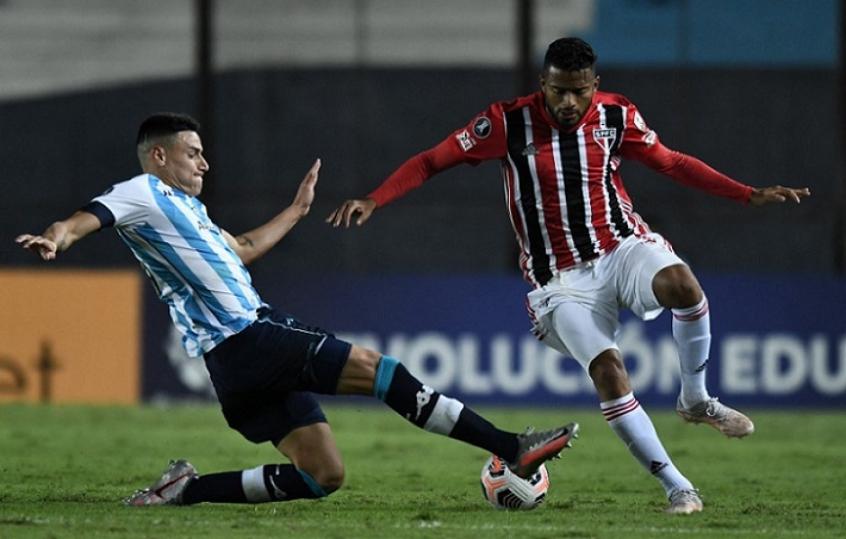 São Paulo x Racing: prováveis escalações na Libertadores