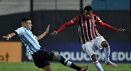 São Paulo é o atual líder do Grupo E da Libertadores