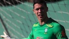 Com covid-19, goleiro Brenno não embarca com seleção para Tóquio
