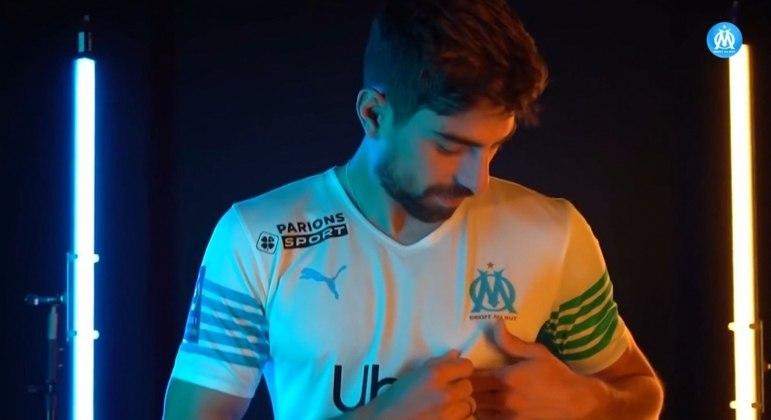 Luan Peres jogará pelo Olympique de Marselha