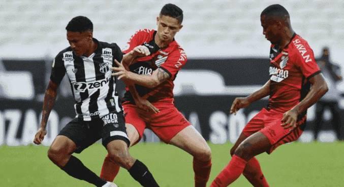 Triunfo leva o Ceará para a sexta posição, com 18 pontos somados