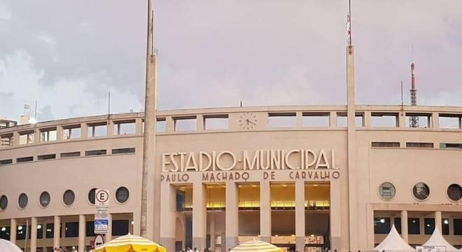 WTorre busca administrar o Pacaembu e pode abrir portas para o Santos