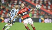 Everton Ribeiro retorna da seleção para ser decisivo no Flamengo