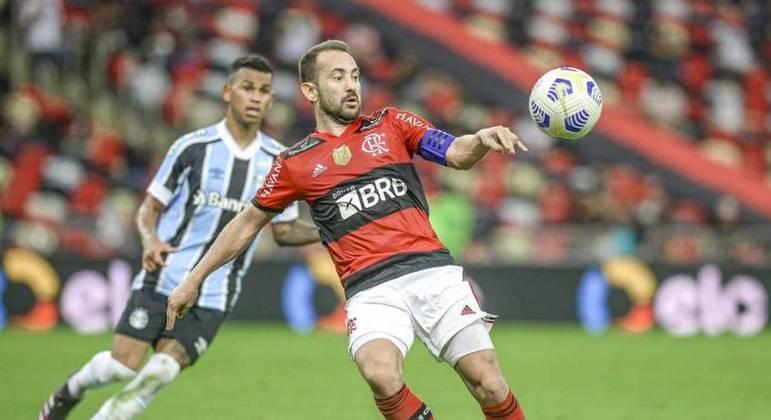 Everton Ribeiro foi fundamental para as últimas vitórias do Flamengo
