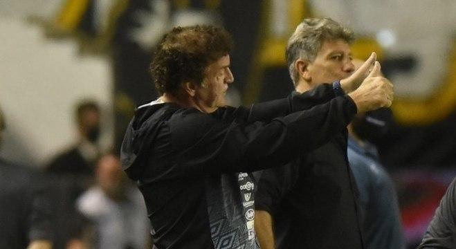Cuca se apoia na base para chegar às semifinais da Libertadores