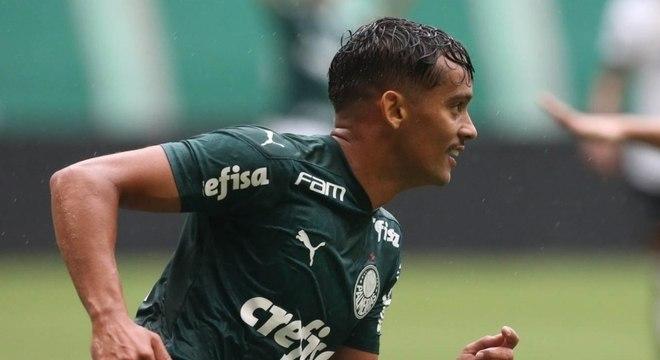 Gustavo Scarpa chegou a conversar com diretoria para deixar Palmeiras