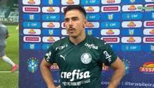 Willian destaca goleada do Palmeiras sobre Corinthians: 'Vai dar confiança no Brasileirão'