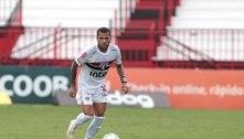 'Dani Alves também pode aprender'; Crespo fala de veteranos do São Paulo