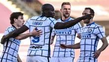 Inter de Milão tem 4 jogadores com covid; jogo do Italiano é suspenso