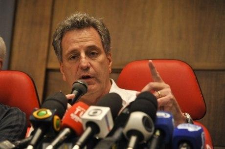 Flamengo, de Landin, perdeu dois patrocinadores