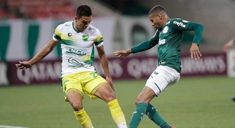 Em jogo de sete gols, Palmeiras sai derrotado e sofre primeira derrota na Libertadores