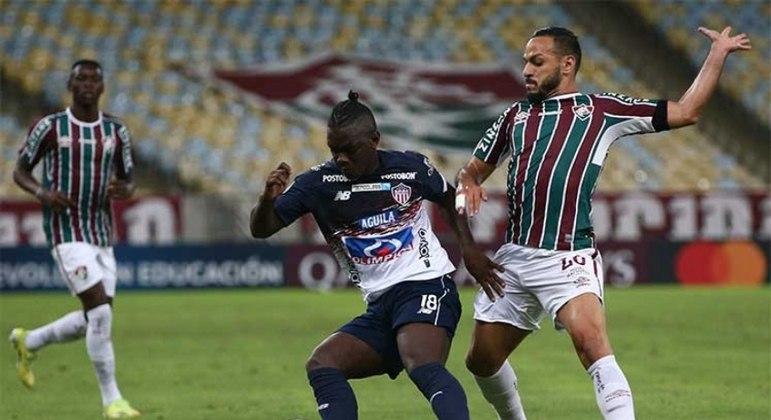Fluminense podia confirmar classificação, mas acabou derrotado
