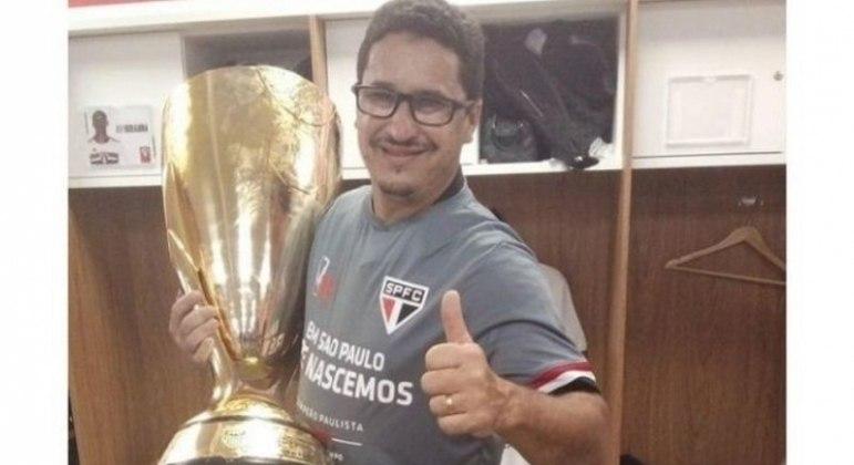 Marcelinho teve melhora no quadro e deixou o hospital neste domingo (18)