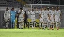 Com gol no fim, Santos arranca empate do Bragantino fora de casa