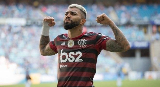 No último confronto diante do Grêmio, pelo Brasileiro, decidiu em Porto Alegre