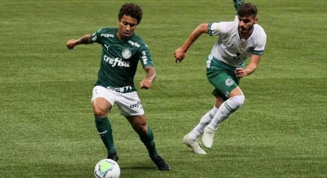 Palmeiras ainda não venceu no Campeonato Brasileiro