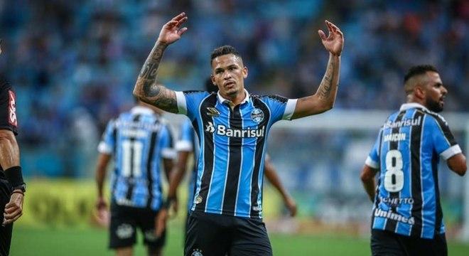 Luciano é o novo reforço do São Paulo, o primeiro de 2020