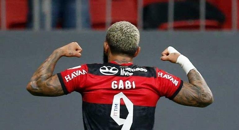 Atacante já marcou 10 gols na atual edição da Libertadores