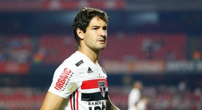 Alexandre Pato pode desfalcar o São Paulo mais uma vez