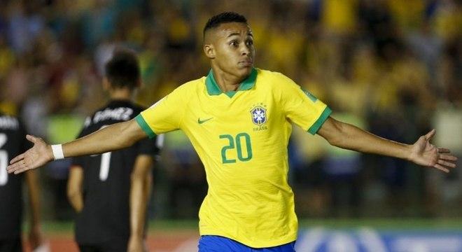 Lázaro marcou o gol que deu o título mundial ao Brasil
