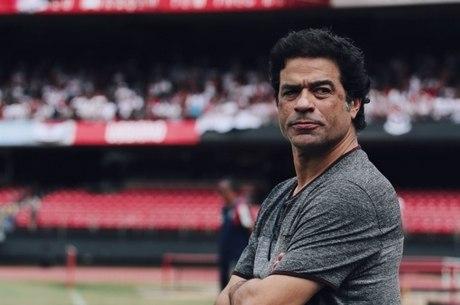Raí é o atual diretor de futebol do São Paulo