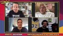 Zico comenta Cartolouco relacionado para jogar contra o Flamengo: 'A que ponto chegamos'