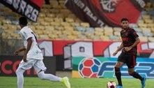 Bruno Viana lamenta ausência da torcida e destaca estreia pelo Flamengo: 'Realização de um sonho'