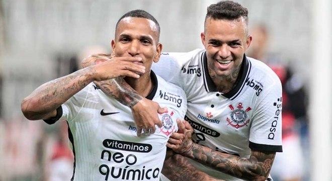 Otero abriu o placar para o Corinthians na vitória sobre o Ituano