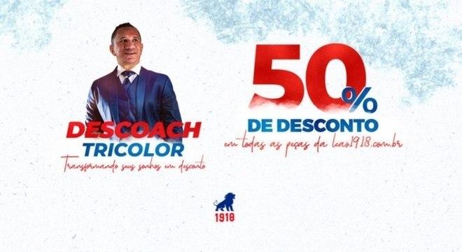Fortaleza aproveitou de postagens de humor para fazer sua campanha de vendas