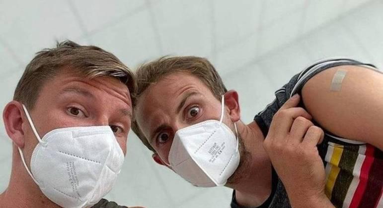 Ondrej Perusic e David Schweiner estreariam no dia 26 de junho