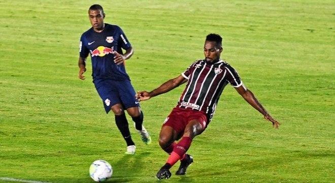 Bragantino venceu o Fluminense em jogo da quarta rodada