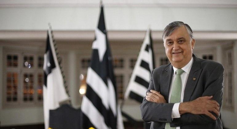 Em nota, Botafogo se diz contra jogos do Cruzeiro com torcida e pede equilíbrio