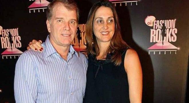 Casados há 25 anos, Bernardinho e Fernanda ainda moram juntos devido a pandemia