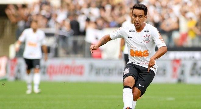 Jadson conquistou muitos títulos pelo Corinthians