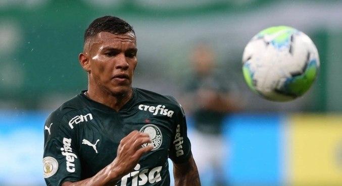 Gabriel Veron é um dos jovens da base que se destaca no Palmeiras