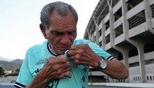 Ídolo do Botafogo, Manga é vacinado contra Covid-19