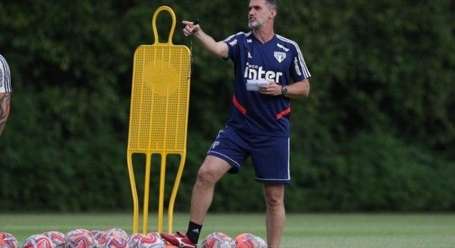 Mancini pode classificar o São Paulo para as quartas de final até com empate