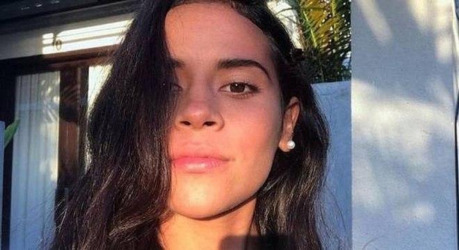 Katherine Díaz saía da água quando foi atingida