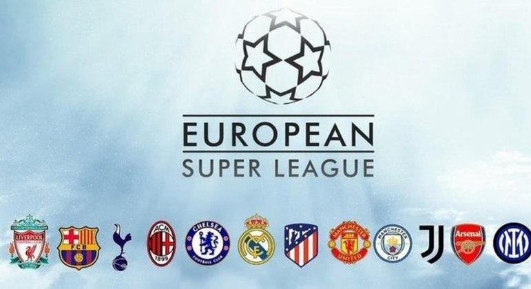 Clubes devem se reunir para discutir fim da Superliga europeia