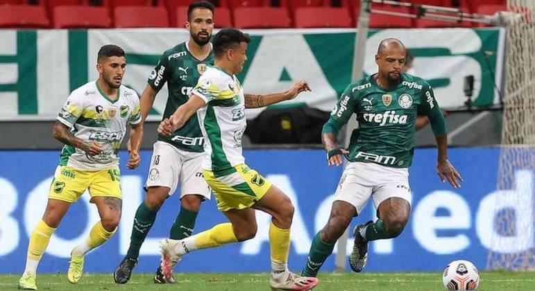 Palmeiras vem de três derrotas doídas, uma delas para o Defensa y Justicia